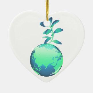 Plant Life Ornaments