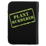 Plant Murderer Kindle 3 Cases