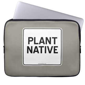 PLANT NATIVE LAPTOP SLEEVE