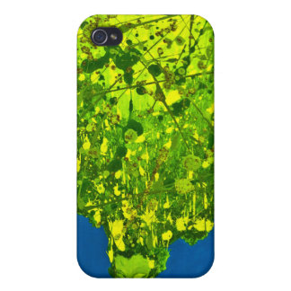 Plant Nymph iPhone 4 Cases