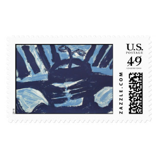 Plant Passage Postage Stamps