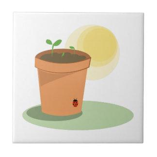 Plant Pot Tile