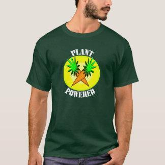 Plant Powered Dark Shirts