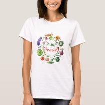 Plant-Powered Designs T-Shirt