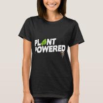 plant powered not food vegan farm T-Shirt