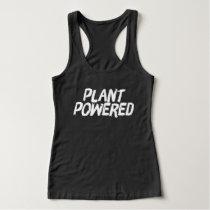 Plant Powered Racerback Tank