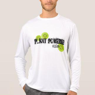 Plant Powered Vegan Kiwi Shirt