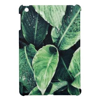 Plant prints green art Green Art iPad Mini Cover