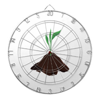 Plant Sprout Dartboard