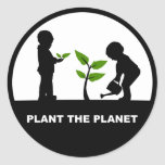 PLANT THE PLANET STICKERS