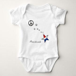 Plant The Seeds Baby Bodysuit