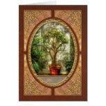 Plant - Tree of life Card
