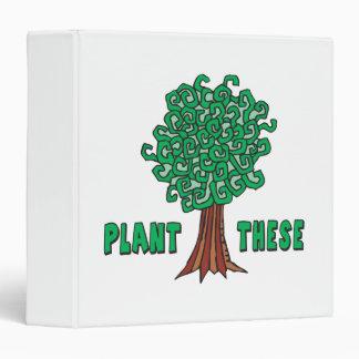 Plant Trees Binder