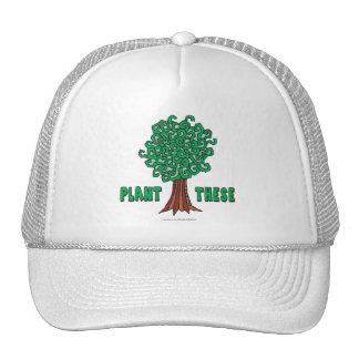 Plant Trees Trucker Hat