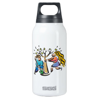 Plant Trees Insulated Water Bottle