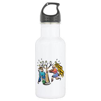 Plant Trees 18oz Water Bottle