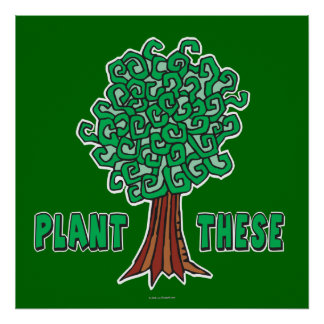 Plant Trees Poster