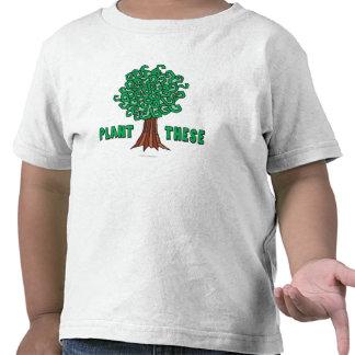 Plant Trees Tshirt