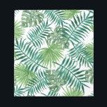 """Plant Tropical Botanical Palm Leaf Notepad<br><div class=""""desc"""">Plant Tropical Botanical Palm Leaf Beach wedding,  coastal wedding or tropical celebration</div>"""