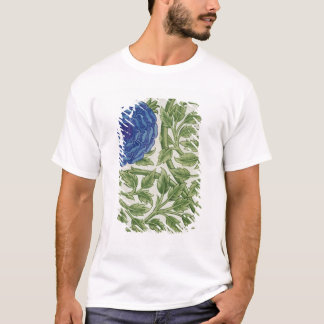 Plant with a blue flower (w/c on paper) T-Shirt