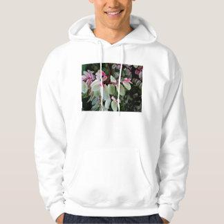 planta colorida del snowbush sudadera