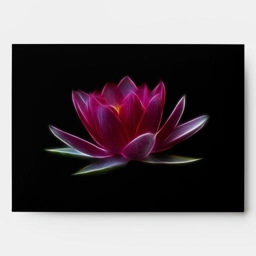Planta de agua de la flor de Lotus