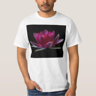 Planta de agua de la flor de Lotus Playera