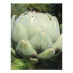 Planta de alcachofa anuncio personalizado