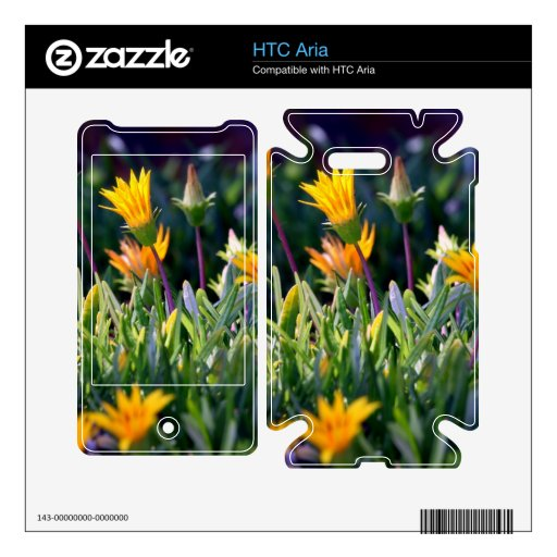 Planta de hielo HTC aria skins
