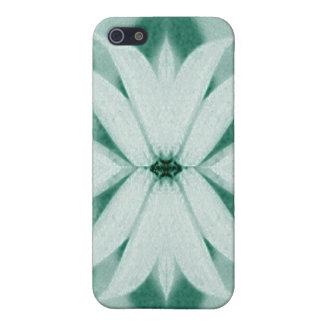 Planta de la flor de la fantasía iPhone 5 cobertura