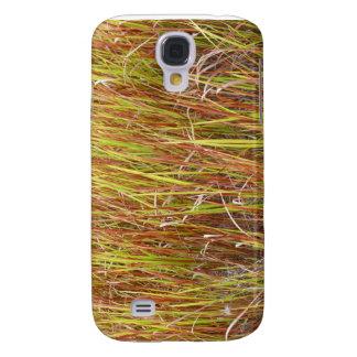 Planta de la Florida del fondo de los sawgrass de  Funda Para Galaxy S4
