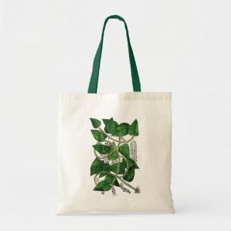 Planta de la pimienta negra, 1578 bolsa tela barata