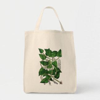 Planta de la pimienta negra, 1578 bolsa tela para la compra