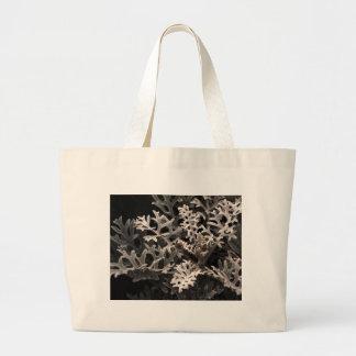 Planta de ramificación fresca botánica bolsas lienzo