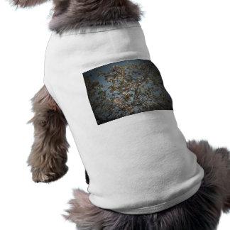 Planta de Seagrape, estilo de la cámara del agujer Camisa De Mascota
