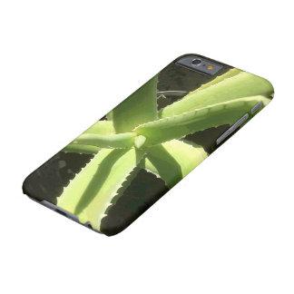 Planta del áloe funda de iPhone 6 barely there