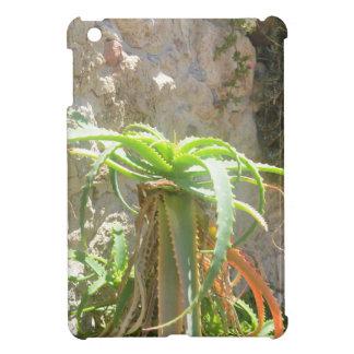 Planta del áloe iPad mini carcasas