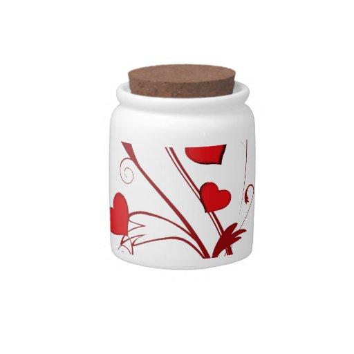 planta del amor plato para caramelo