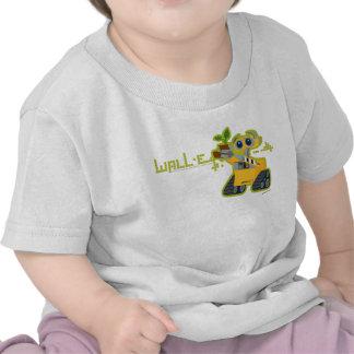 Planta Disney de WALL-E Camisetas