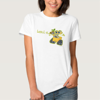 Planta Disney de WALL-E Playeras