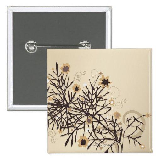 Planta ilustrada 2 pin