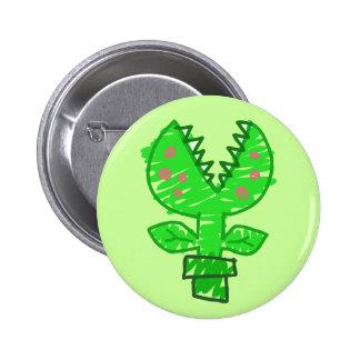Planta mal exhausta pin redondo 5 cm