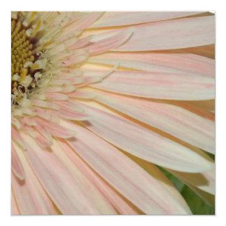 Planta para las Flor-Invitaciones de la curación Invitación 13,3 Cm X 13,3cm