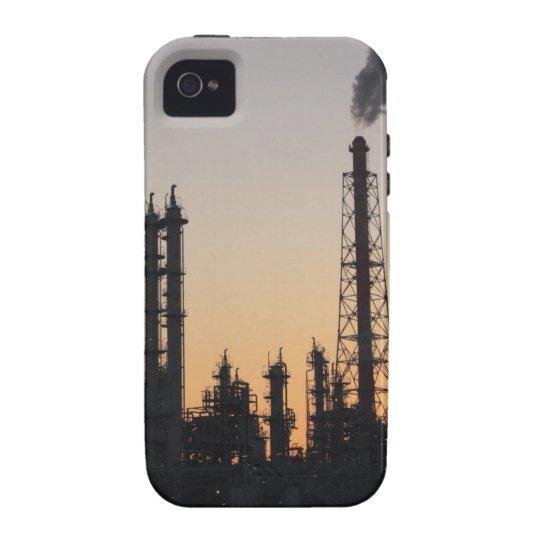 Planta petroquímica carcasa iPhone 4
