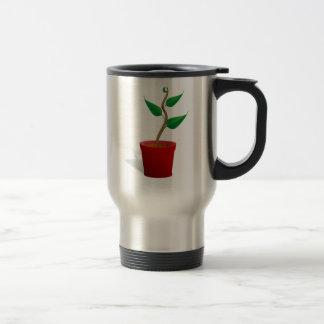 Planta Potted Tazas