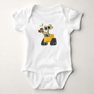 Planta que se sostiene triste del robot de WALL-E Body Para Bebé