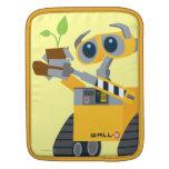 Planta que se sostiene triste del robot de WALL-E Funda Para iPads