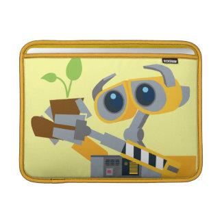 Planta que se sostiene triste del robot de WALL-E Funda MacBook