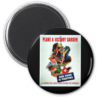 Planta Victory Garden Refrigerator Magnet