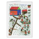 Plantación de la piña de Rosemary Tarjeta De Felicitación